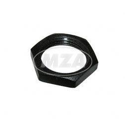 Sechskantmutter M22 x 1,5 Kunststoff schwarz
