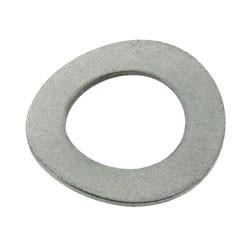 Federscheibe B20-Fst-E4J (DIN 137) - gewellt - vernickelt