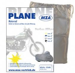 Abdeckplane, Faltgarage, Plane fürs MOTORRAD - 216x92x131 cm