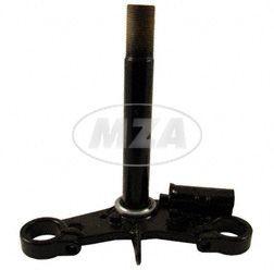 Untere Gabelführung mit langer Scheinwerferaufhängung speziell für Simson S50
