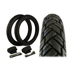 SET Reifen 2,75x16 VRM094 43 J je 2 Reifen, Schläuche + Felgenbänder für Simson S50, S51, KR51