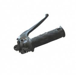 Hartplaste schwarz 167x122mm Simson Kennzeichenhalter