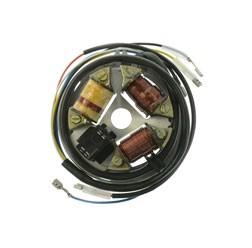 Elektronik Grundplatte 8305.2-100, 12V 42/21W mit Bilux Scheinwerfer passend für SR50C,CE,SR80CE