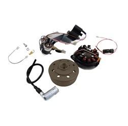 VAPE Umrüstsatz auf 12V 35/35W ohne Batterie, Hupe u. Leuchtmittel für KR51/1, KR51/2