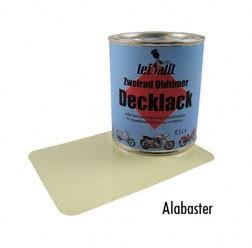 Lackfarbe Leifalit Premium 0,5 Liter Dose Alabasterweiß