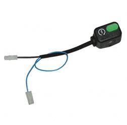 Anlasserschalter mit Kabel, kurz