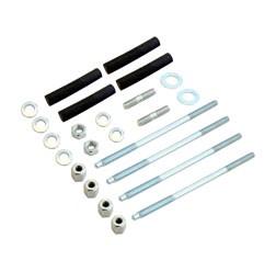 SET Zylindermontage für S51, S53 - Stehbolzen, Dämpfungsgummis, Anlaufscheibe 1,0mm, Kleinteile