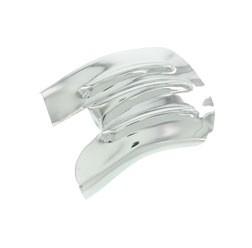 Endstück - Blende - Hitzeschutz - verchromt , passend für SR56 Wiesel