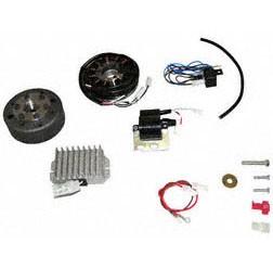 Lichtmagnetzündanlage 6V 75W für MZ ES125,150, ETS 125,150, TS 125,150