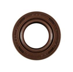 Wellendichtring NJK 16x28x07 - FPM - braun - mit Staublippe