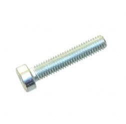 Zylinderschraube M5x25-8.8-A4K (DIN 7984) 3 mm Innensechskant + flacher Kopf für Simson MS50