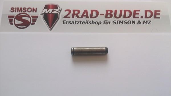 Lagerbolzen für Drehzahlmesserantrieb ETZ125, ETZ150