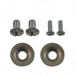 Normteile Set Schrauben für die Lenkerschale bei Simson KR51/1, KR51/2, SR4-2, SR4-3, SR4-4