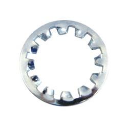 Zahnscheibe I 17-FSt-A4K (DIN 6797) - Innengezahnt - 17,5 x 26 - 1,2
