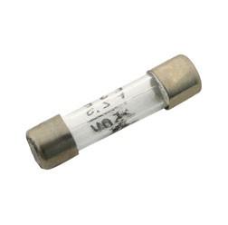 Sicherung 2,5A 20x5 mm - Glassicherung, Schmelzeinsatz, Feinsicherung