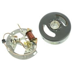 Schwunglichtprimärzünder SLPZ 8302.1 komplett 6V-Unterbrecherzündung ohne Lichtspulen - Aufbausatz