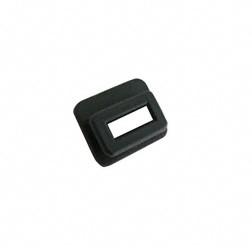 Gummimanschette in Verkleidung, oben, für rechten Seitendeckel - Batterie - TS250, TS250/1