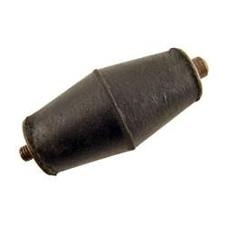 Gummielement für Vordergabel (mit Schwinghebel) - SR1, SR2, KR50, SR2E
