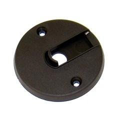 Zündschlossabdeckung für Luxus-Ausführung bei MZ ETZ125, ETZ150, ETZ250, ETZ251,ETZ301
