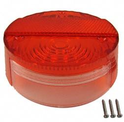 Rücklichtkappe für ø120mm Rücklicht - inkl. 3 Schrauben für S51, S70, SR50, ETZ150, ETZ250