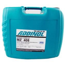 ADDINOL MZ408 SUPER SYNTH, 2-Takt-Motorenöl, vollsynthetisch, 20 L Kanister