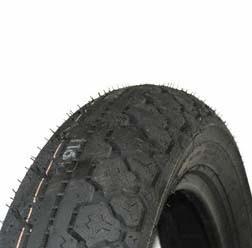 Reifen, 110/80 - 16 M/C, 55S, Profil: K36