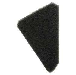 Filterplatte - Schaumstoff zweilagig (grob / fein)