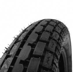 Motorradreifen, 3.50 - 18 M/C, 62 S, Reinf., K34