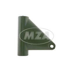 Scheinwerferhalter rechts, armeegrün lackiert, passend für MZ TS250/1
