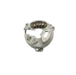 Haltekappe 8046.2-230 - mit Anschlußplatte - Drehstromlichtmaschine, Zündung - passend für MZ ETZ
