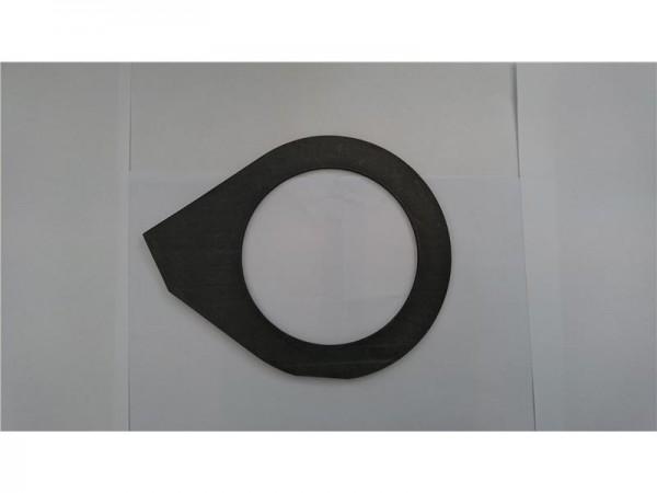 Dichtung für Verschlußdeckel des Luftfiltergehäuses bei MZ ETZ150, ETZ250, ETZ251