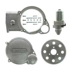 SET Elektrostarter, Anlasser für 12V mit VAPE Zündung bei S51, S70, S53, S83