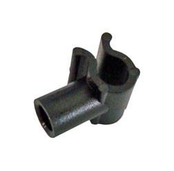 Kabel und Schlauchhalter, für ca. Ø4mm-Querschnitt