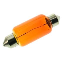 Soffitte 12V 18W orange für Blinker bei Simson KR51, SR4-2, SR4-3, SR4-4