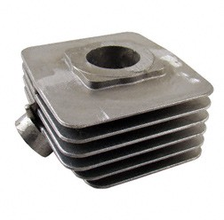 Zylinderkörper S51, S70 - Rohteil ohne Laufbuchse