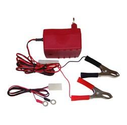 HELLA-Ladegerät für Bleibatterie, Gelbatterie 6V -12Volt - Leistungsaufnahme 10W - (für 4 - 15Ah)