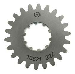 Festrad 22 Z - 4. Gang f. 5-Gang Getriebe 13500