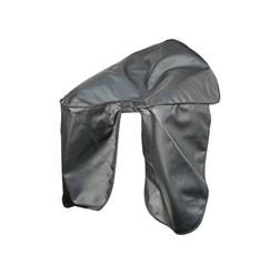 Knieschutzdecke, schwarz für Simson S50, S51, S70