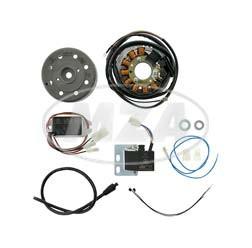 Lichtmagnetzündanlage 12V/100W mit vollelektr. Zündung für Simson S550N, S51N,SR50/1, S51/1, SR80/1