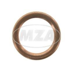 Fülldichtring C14x20x2-Cu für Arretierschraube M14 bei MZ ES175, ES250, ES300, RT125/1, TS250/1