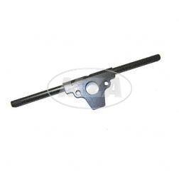 Blinkleuchtenhalter hinten schwarz D=15mm für MZ ETZ ETZ125, ETZ150, ETZ250