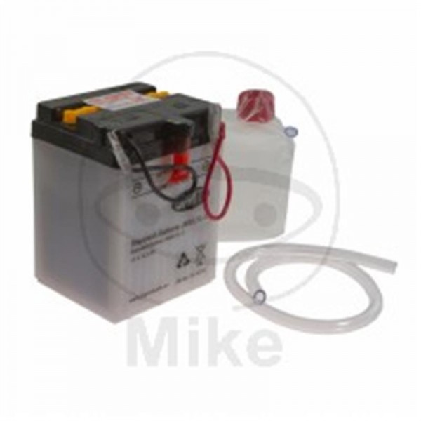 JMT Motorrad-Batterie High Power 12V, 2.5Ah