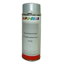 Farbspraydose Weißaluminium RAL9006 400ml