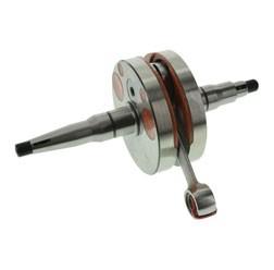 Sportkurbelwelle 50 ccm vollständig für Simson S51, SR50, KR51/2, Duo 4/2
