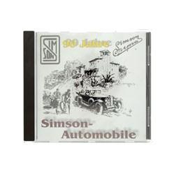 CD - Automobile - Der fast vergessene Oldtimer- Entwicklung Automobile 1911-1934, Ersatzteilkatalog,