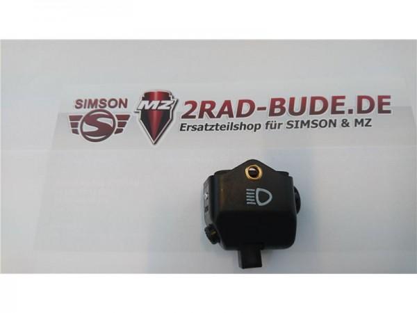 Abblendschalter Schwarz für Simson KR51/1, KR51/2, SR4-2, S50