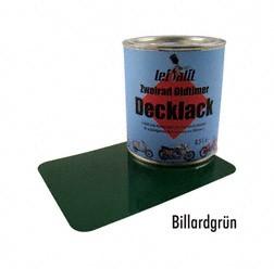 Lackfarbe Leifalit Premium Billardgrün 0,5Liter
