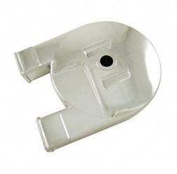 Kettenschutz mit Deckel in Chromoptik aus Kunststoff für S51, KR51