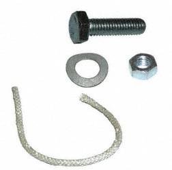 Kleinteile-Set zur Klemmschelle für Schalldämpfer bei Simson AWO, SR1, SR2, KR50/51, SR4-1