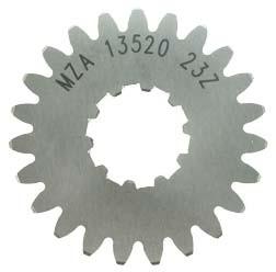 Festrad 23 Z - 5. Gang f. 5-Gang Getriebe 13500